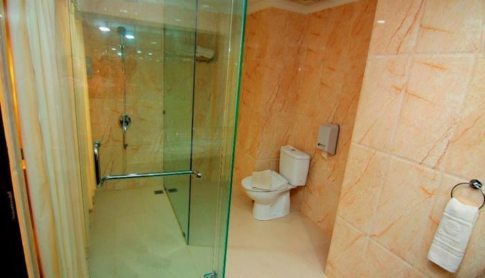 Comfort Hotel Dumai Dumai - Kamar Mandi Suite