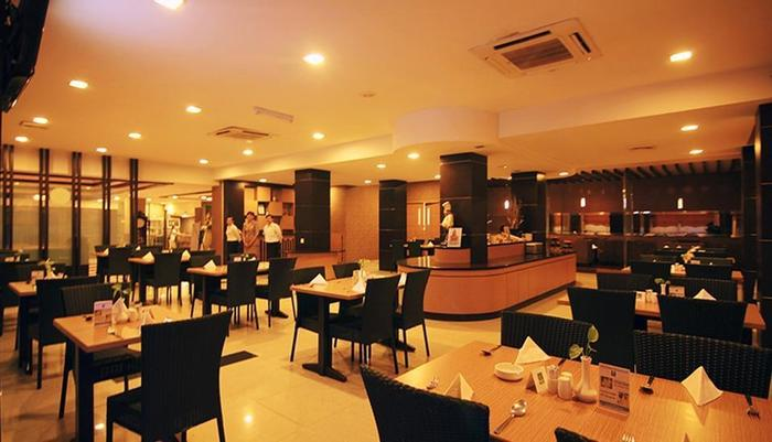 Comfort Hotel Dumai Dumai - Restoran