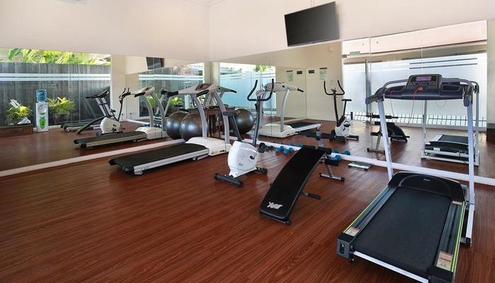 Maison At C Boutique Hotel Bali - Gym