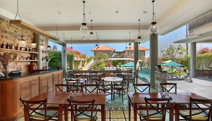 Maison At C Boutique Hotel Bali - Maison Bistro
