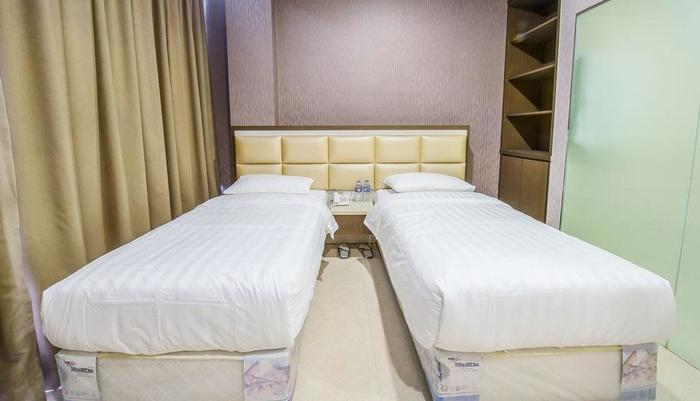Nasa Hotel Batam - Deluxe Twin Room