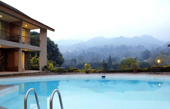 Hotel Pardede Ariandri Puncak Bogor - Kolam Renang