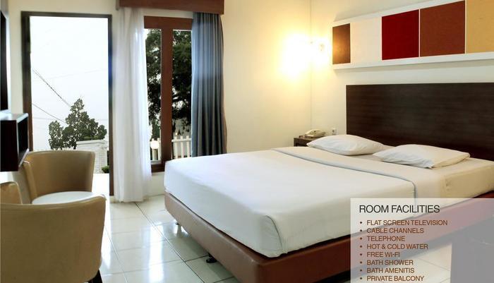 Hotel Ariandri Puncak Bogor - Superior Room
