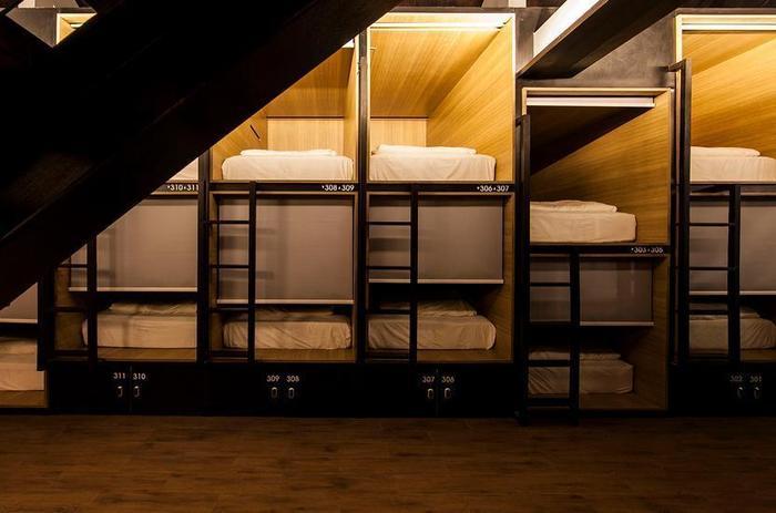M Boutique Hostel Seminyak - Dormitory Pria & Wanita