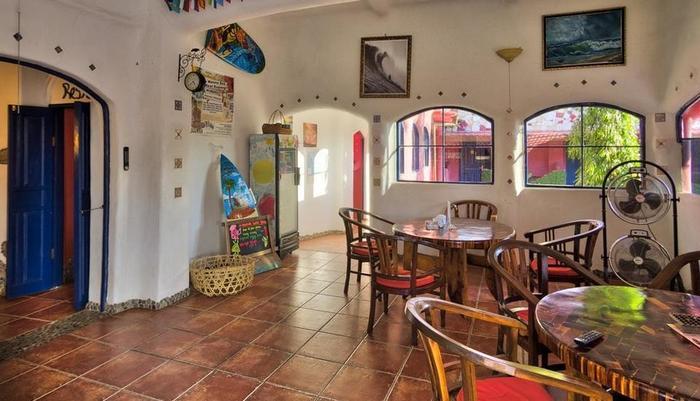 Hotel La Hasienda Kupang - Restaurant/Bar