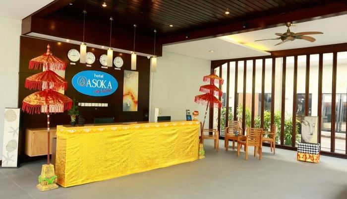 Hotel ASOKA City Home Bali - LOBBY
