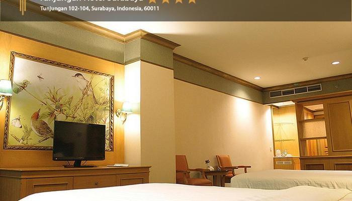 Hotel Tunjungan Surabaya - Deluxe Twin