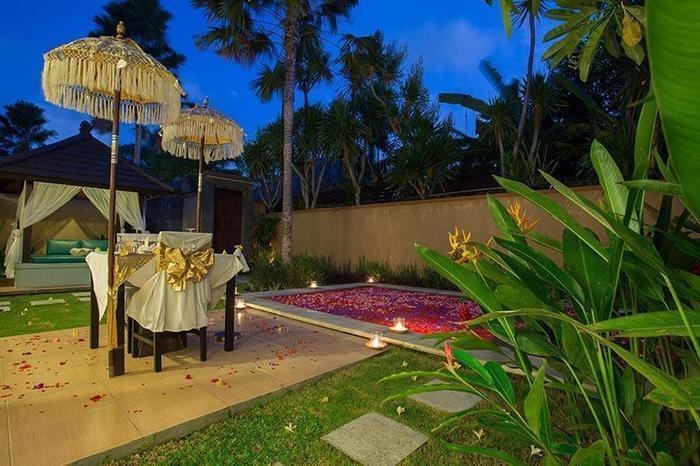 Bali Yubi Villa Bali - Kolam Renang