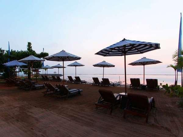The Oasis Lagoon Sanur - Beach Club