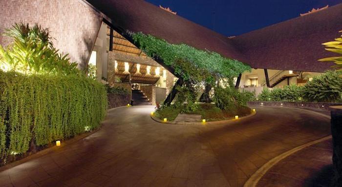 The Oasis Lagoon Sanur - Lobby