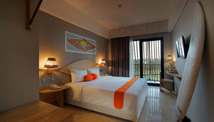Koa D Surfer Hotel Bali - Superior Double