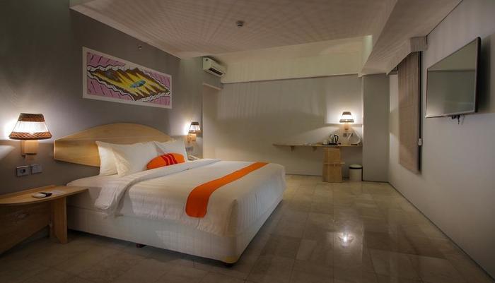 Koa D Surfer Hotel Bali - Kamar Suite