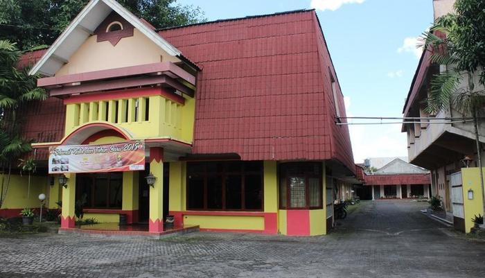 Hotel Citra Jogja - Eksterior