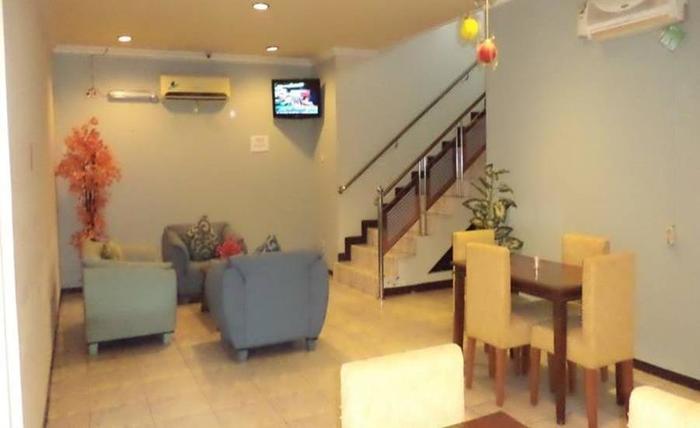 Ve Hotel Palembang Palembang - Interior