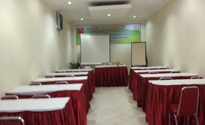 Ve Hotel Palembang Palembang - Ruang Rapat