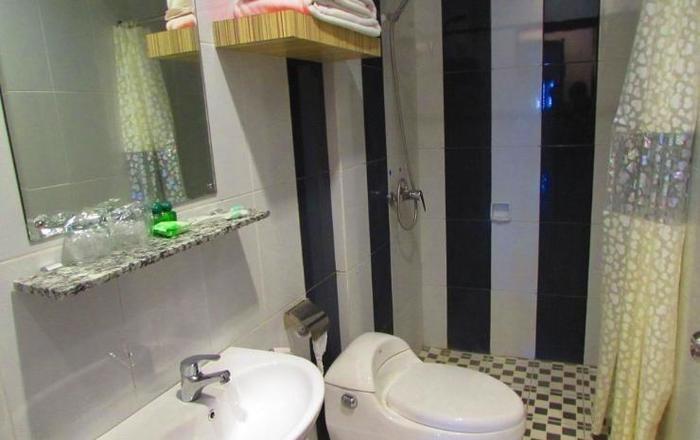 John Hotel Kupang - mandi