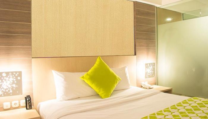 Arnava Ninety 8 Hotel  Bali - Superior Room king bed