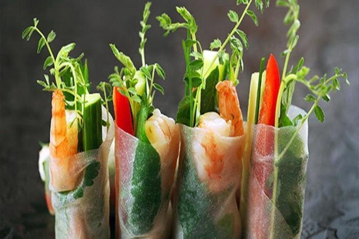 The Leaf Jimbaran - Makanan