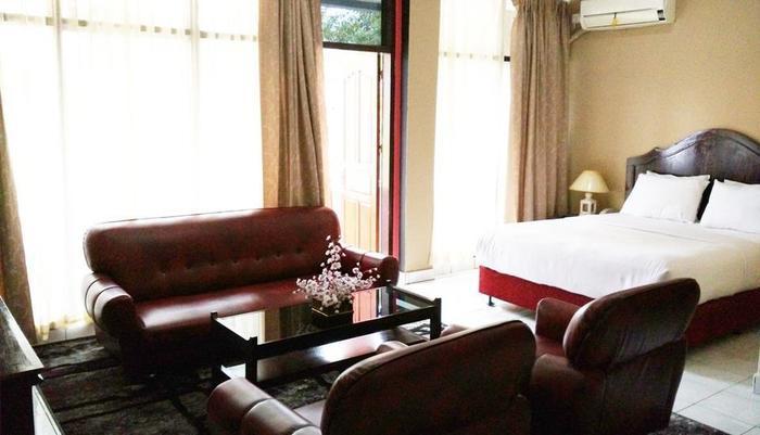 Benteng Hotel Padang - Kamar Executive