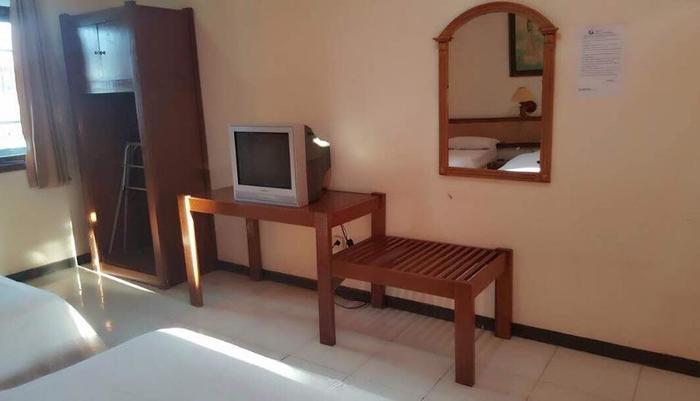 Hotel Pantai Sri Rahayu Pangandaran - Kamar Standard