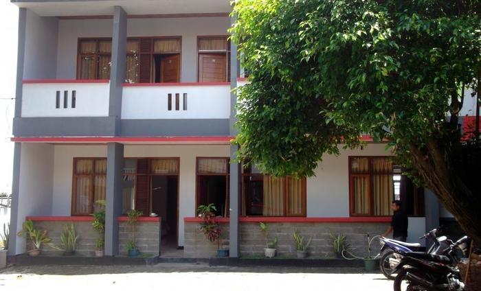Hotel Pantai Sri Rahayu Pangandaran - Exterior