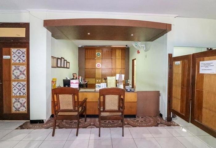 NIDA Rooms South Alun-Alun Kraton Jogja - Lobi