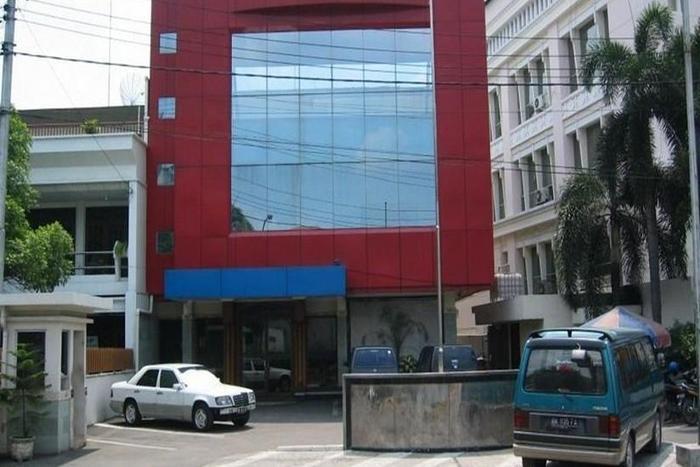 Hotel Citi International Medan - Tampilan Luar Hotel