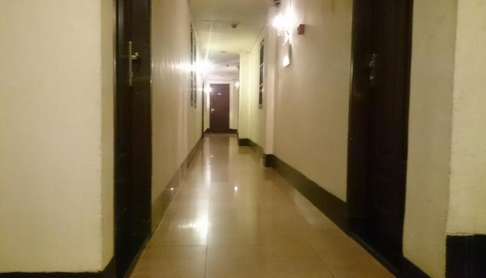 Hotel Citi International Medan - Koridor