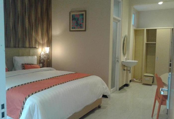Ceria Boutique Hotel Yogyakarta - Kamar tamu