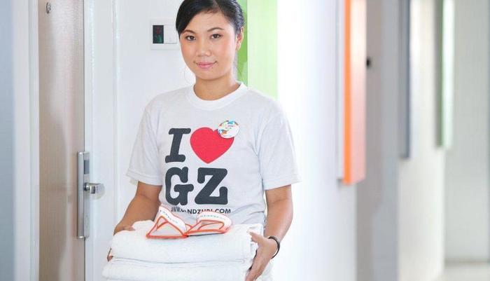 Zuri Express Palembang - Room Service