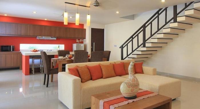 Destiny Villas Bali - Ruang Tamu