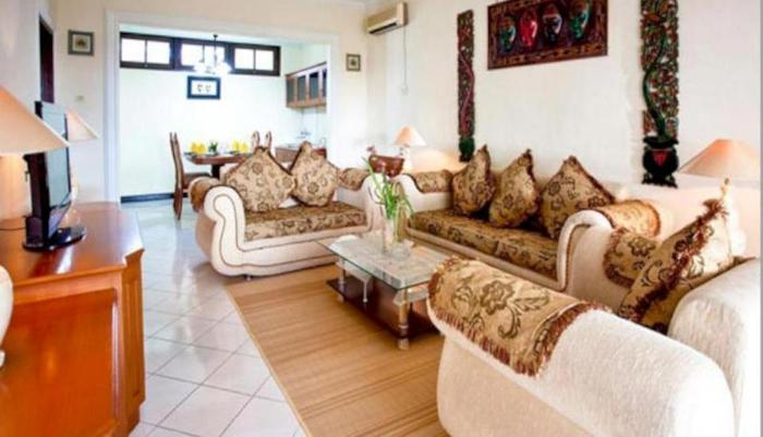 Bintang Senggigi Hotel Lombok - Ruang tamu