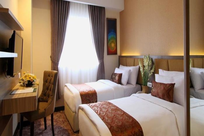 Hotel Syariah Solo - Kamar Twin