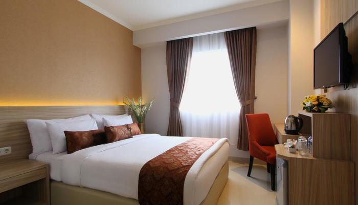 Hotel Syariah Solo - Room