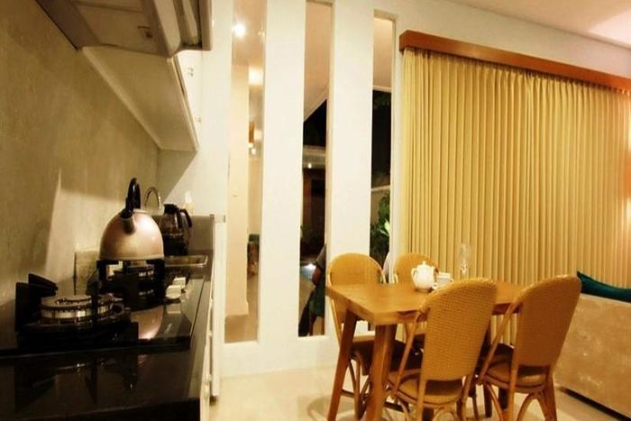 Apple Suite Apartment   - Dapur