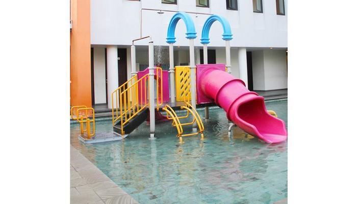 EL Hotel Malang - Kolam Renang