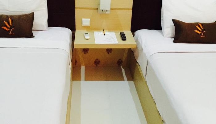 Hotel Surya Lombok - Twin Beds Room
