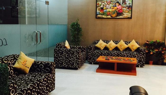 Hotel Surya Lombok - Lobby