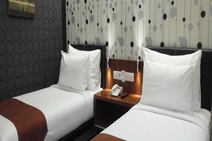 Citihub Hotel Jogja - Kamar Tamu