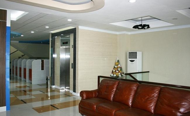 Citihub Hotel Jogja - Lobi