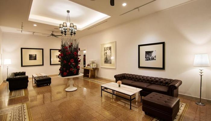 Menumbing  Heritage Hotel Bangka - Lobby