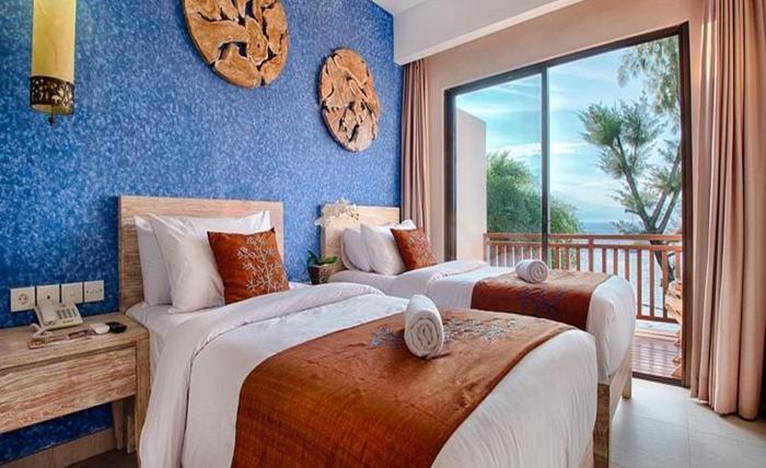 Natya Hotel Gili Trawangan Lombok - Kamar tamu