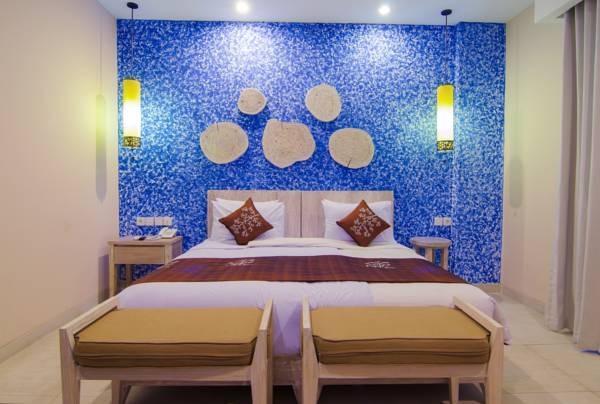 Natya Hotel Gili Trawangan Lombok - Deluxe Room