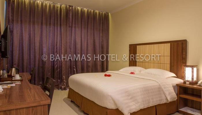Bahamas Hotel Belitung - Deluxe Queen
