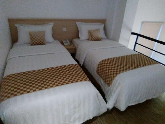 Sare Hotel Jakarta - EXECUTIVE TWIN