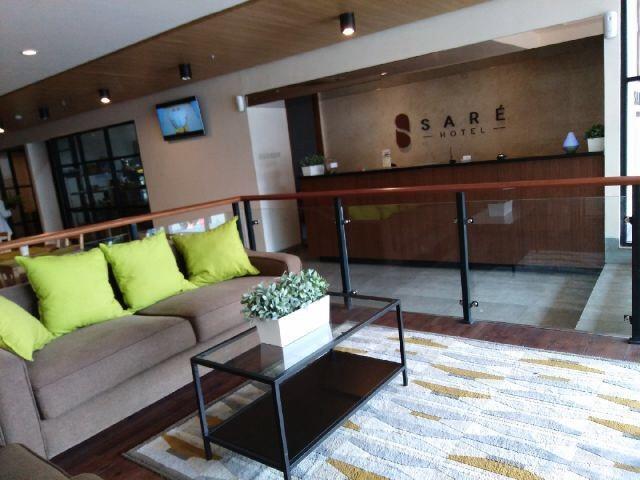 Sare Hotel Jakarta - LOBBY AREA
