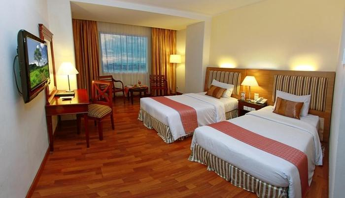 Rocky Plaza Hotel Padang - Superior Deluxe