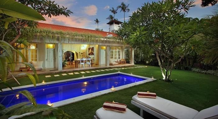 The Lodek Villas Bali -  pemandangan
