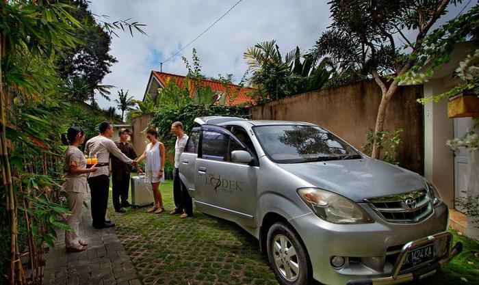 The Lodek Villas Bali - Tamu