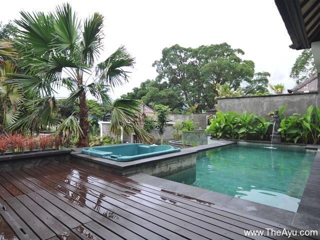 The Ayu Villa  Kintamani - Kolam Renang